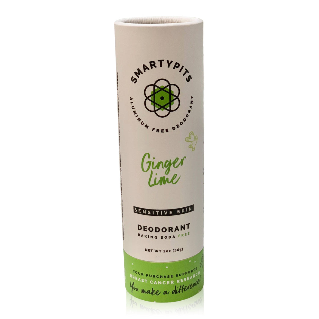 Sustainable Line: Ginger Lime | Sensitive Skin