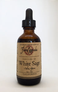 Flora Sagrada White Sage Tincture