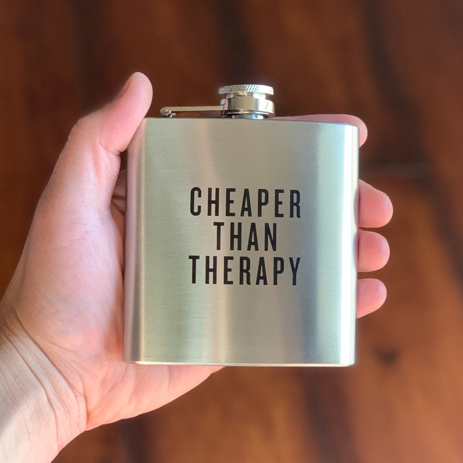 Flask-Cheaper than therapy