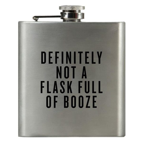 Funny Flask Stainless Pocket Size