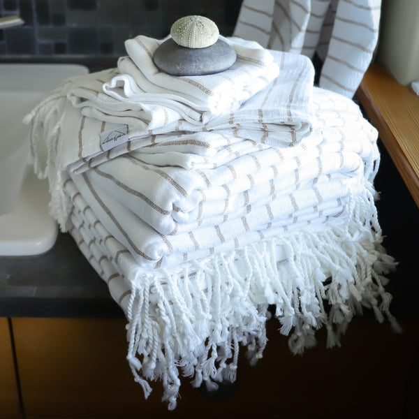 Cotton Bamboo Oversize Turkish Towels