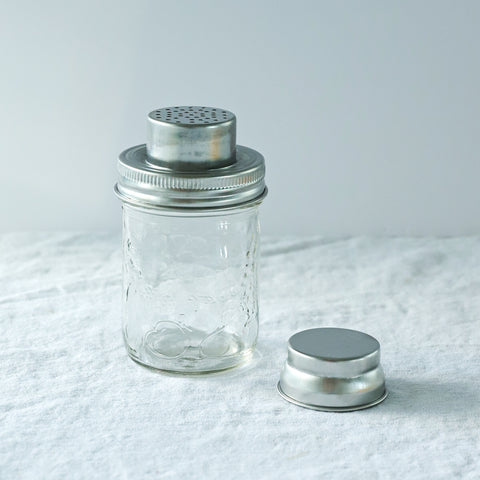Cocktail Shaker Mason Jar Tops