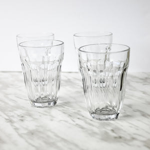 French Cafe Glasses-Set of 4