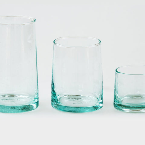 Medium Moroccan Glass Tumblers