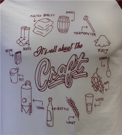 All About the Craft Mural Shirt