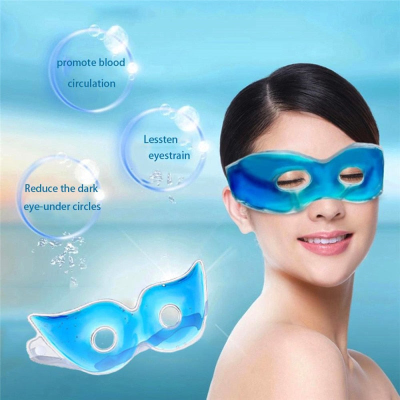 Cooling eye gel Patches Mask