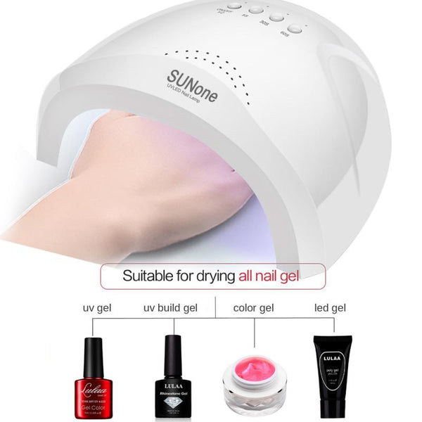 nail dryer white light