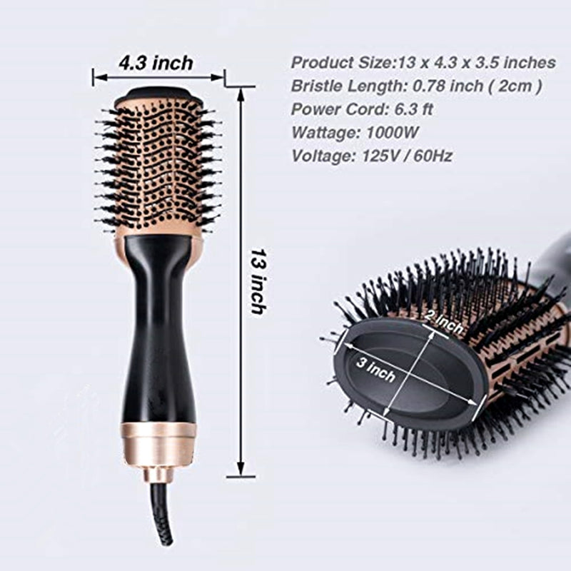New One Step Hair Dryer Combs
