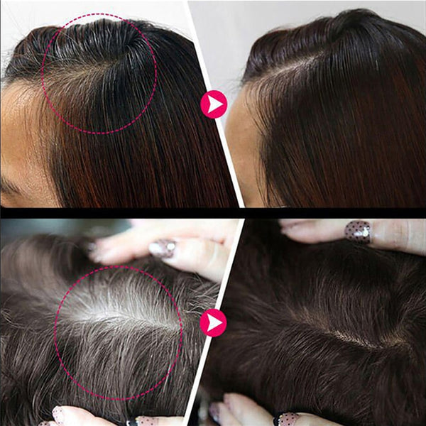 Black Brown Waterproof Hair Perm
