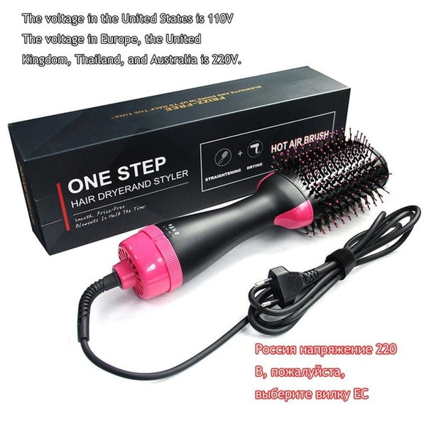 Electric Hair Dryer Comb