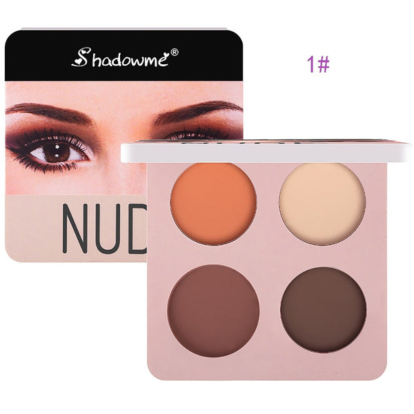 Matte Eye Shadow Palette Makeup