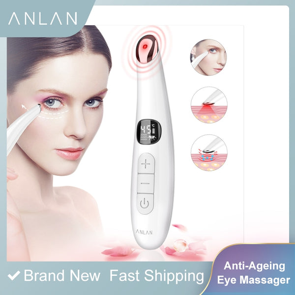 Mini Electric Vibration Eye Face Massager