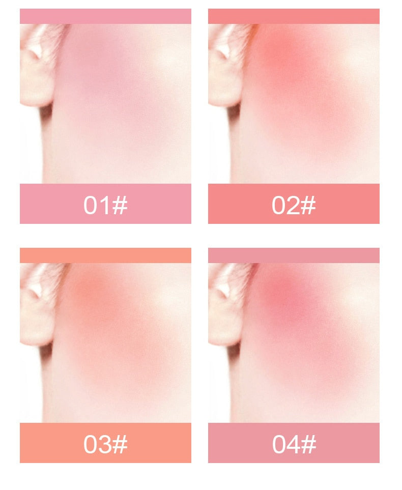 Facial Blusher Liquid Blush