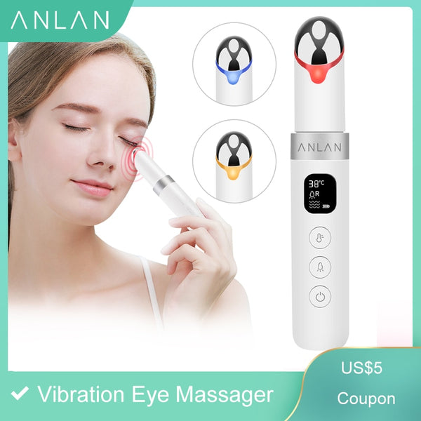 ANLAN Electric Eye Face Massager