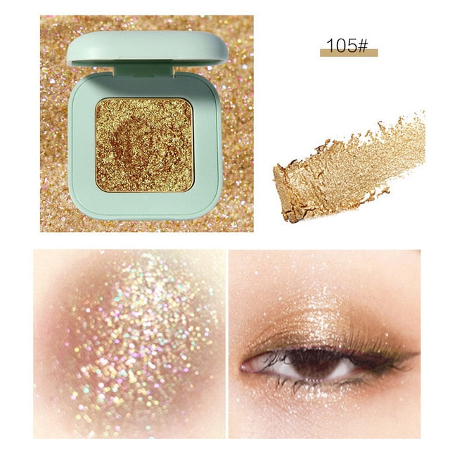 Sequin Eye Shadow Makeup Powder