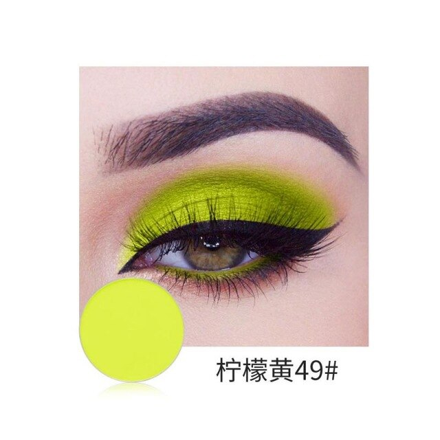 8 Color Natural Matte Pearlescent Eye Shadow