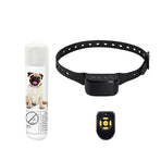Citronella Remote and Collar Anti Bark Collar – Harmless Citronella Spray for Dogs