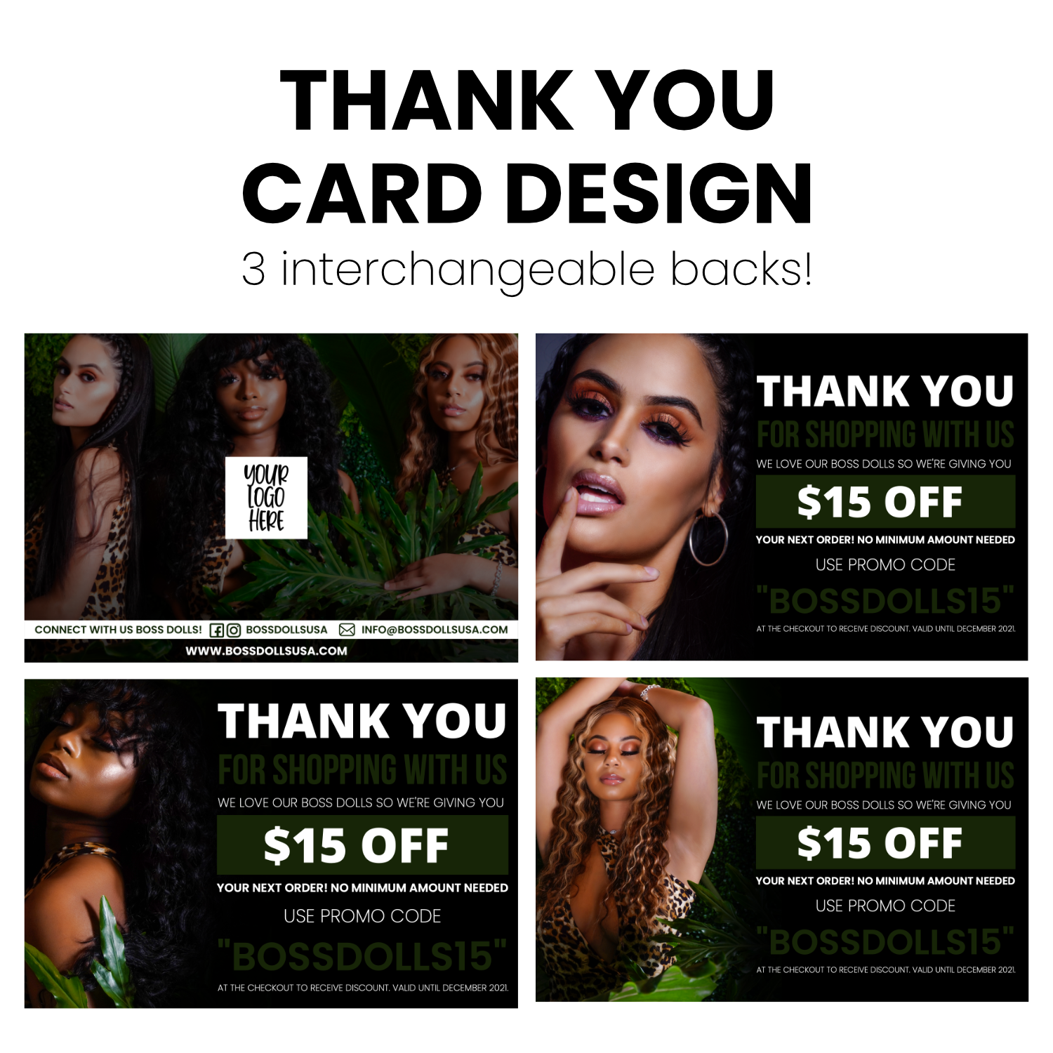 Young & Wild Premade Shopify Website