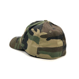 Fitted Camo Hat