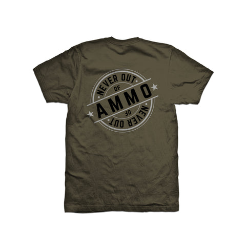OD Green Stamp T-Shirt