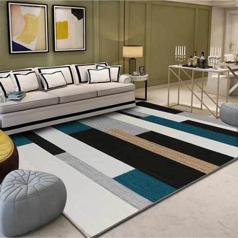 3D Carpet Living Room Bedroom Study Mat