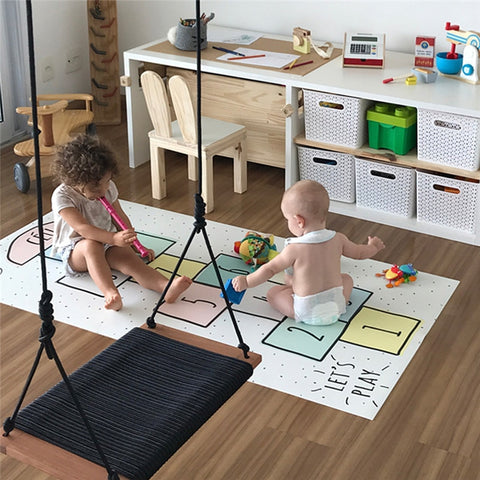 modern floor rug polyester fluffy child carpet carpets rug for living room