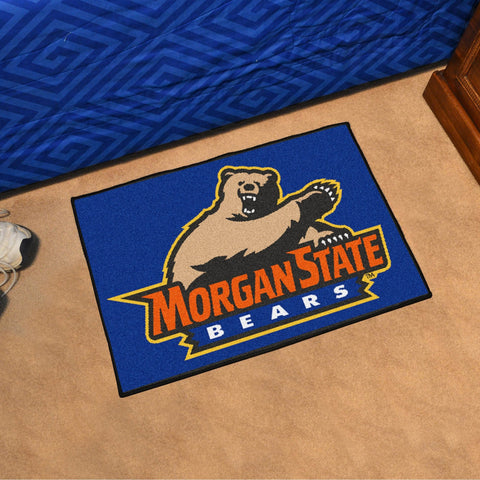 MSU Football Floor Mat