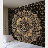 Home Decoration Warm Colour Series Tapestry