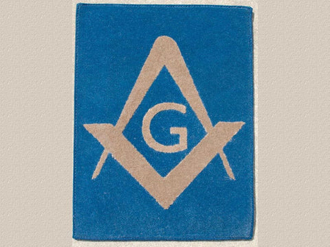 Masonic Area RUG Carpet