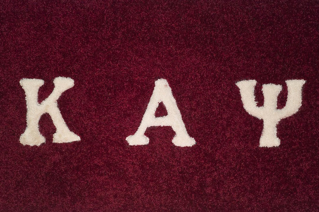 Kappa Alpha Psi Crimson and Creme