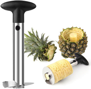 【Deal of the Day Buy 1 Get 1 Free】2 Pack Pineapple Slicers Corer