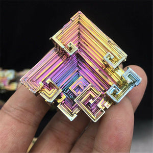 Colorful Bismuth Crystal (20g - 30g)