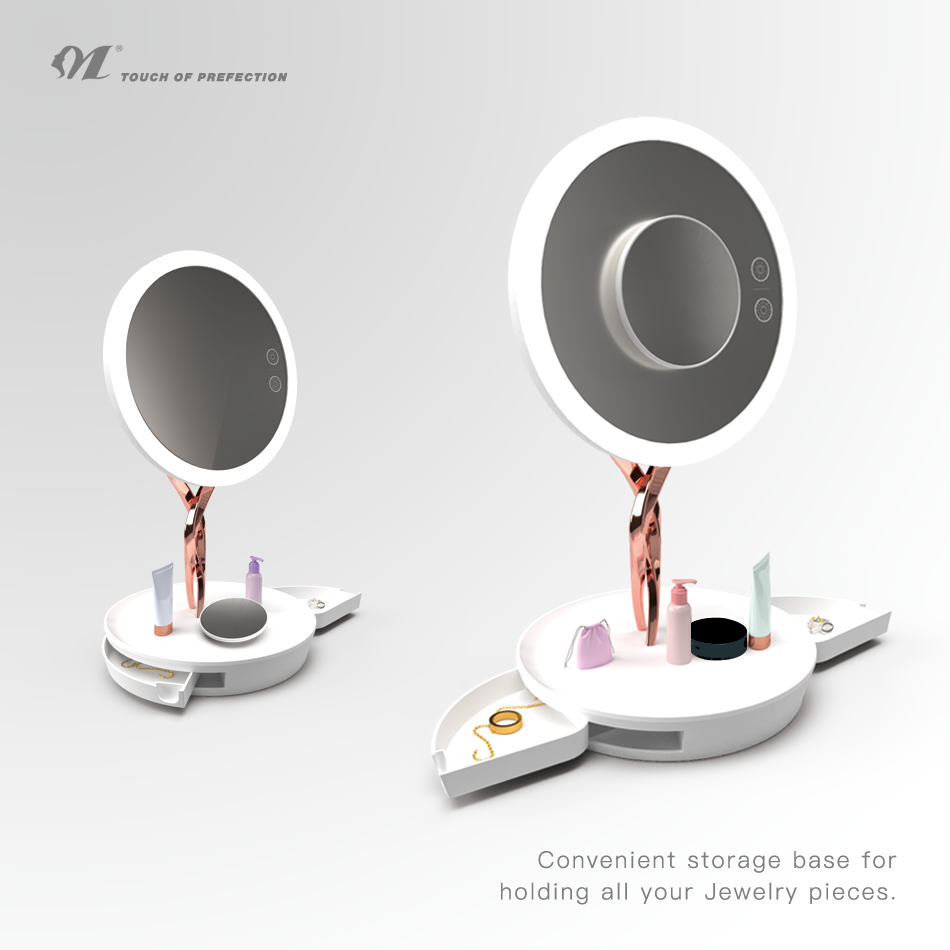 Buy makeup lights mirror online