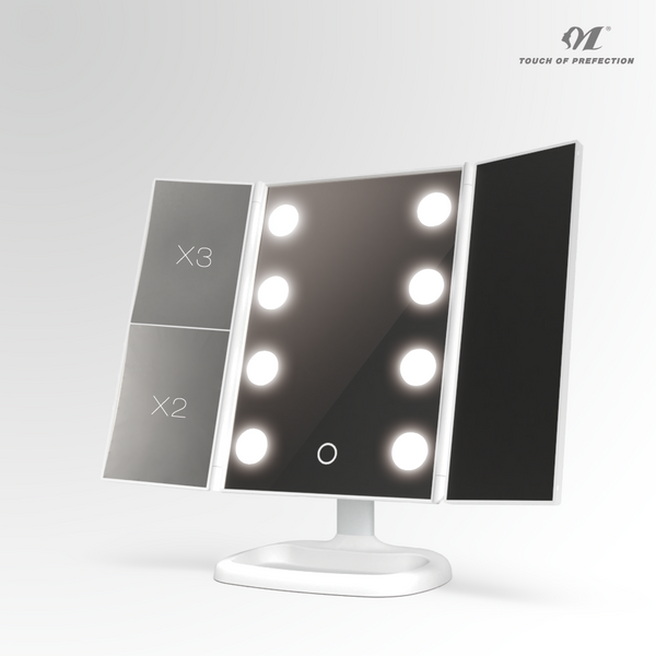 LED big light mirror cosmetic