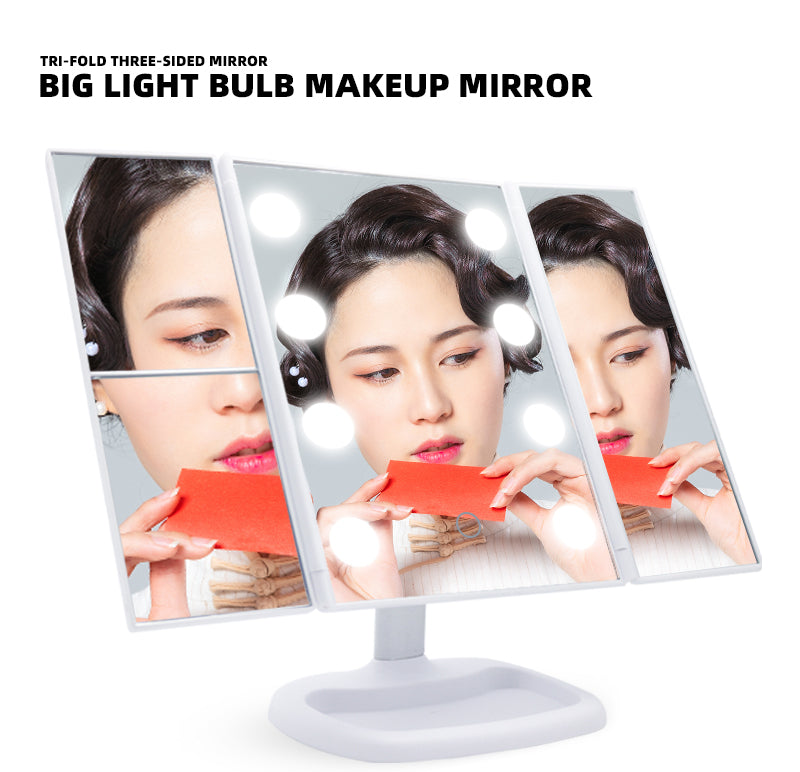 mirrors 2X3X magnifying
