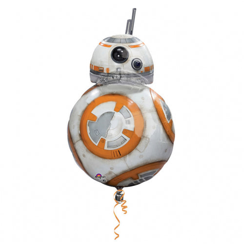 SuperShape Star Wars Episode VII BB8 Folienballon 50 x 83 cm