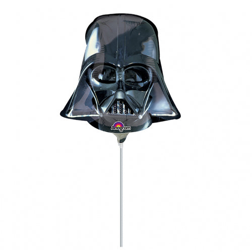 Mini Shape Darth Vader Helm Folienballon