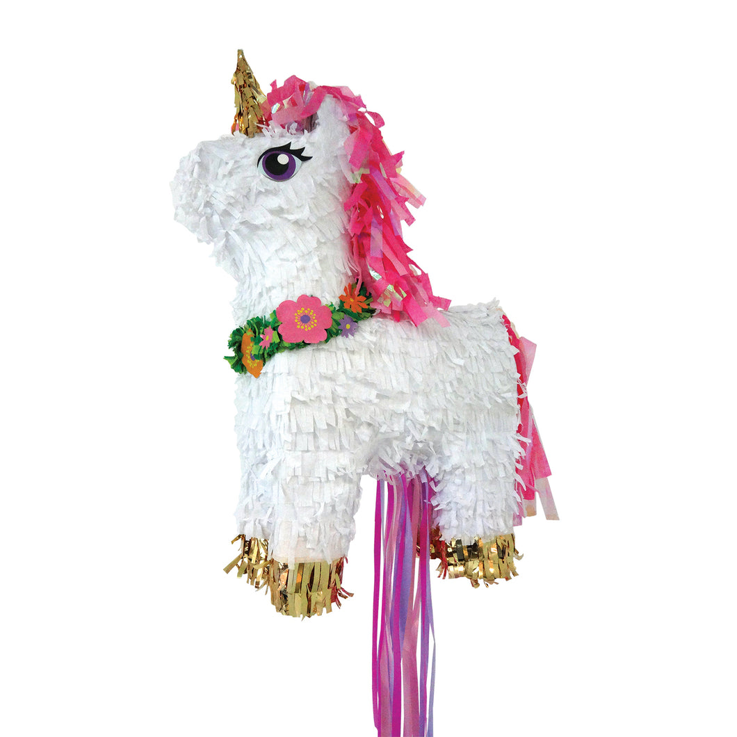 Pull-Pinata Magical Unicorn Papier / Folie 33,5 x 50,5 x 12,4 cm