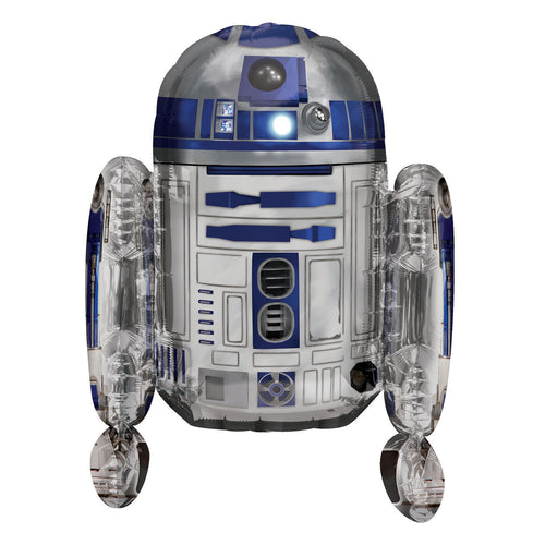 Sitter Star Wars R2-D2 Folienballon