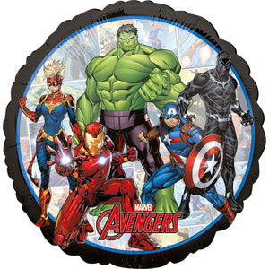 Standard Marvel Avengers Power Unite Folienballon