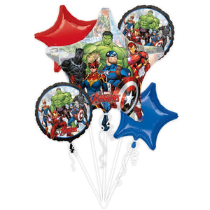 Bouquet Marvel Avengers Power Unite Folienballon