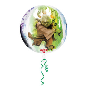 "Orbz XL ""Star Wars"" Folienballon, 38 x 40 cm"