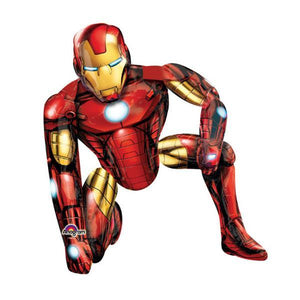 AirWalker Iron Man Folienballon 93 x 116 cm