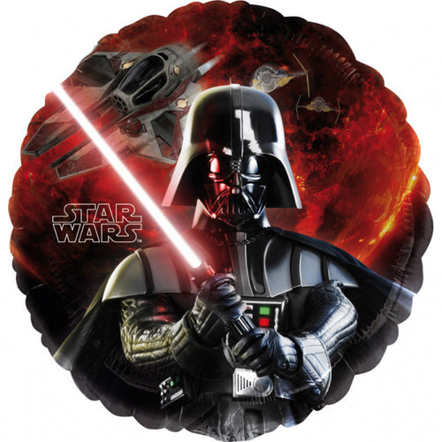 Standard Star Wars Folienballon 43 cm