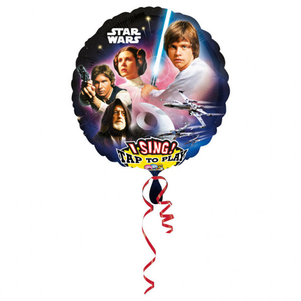 Sing-A-Tune Star Wars Folienballon 71 x 71 cm