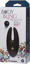 Load image into Gallery viewer, Body Bling Breathless Rechargeable Clitoral Vibrator