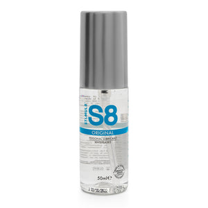 S8 Original Water Based Lube 50ml