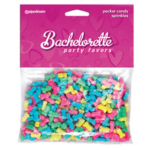 Load image into Gallery viewer, Bachelorette Party Favors Pecker Sprinkles