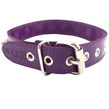 Load image into Gallery viewer, Rouge Garments Purple Nut Collar