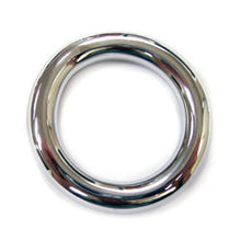 Load image into Gallery viewer, Rouge Stainless Steel Round Cock Ring 40mm
